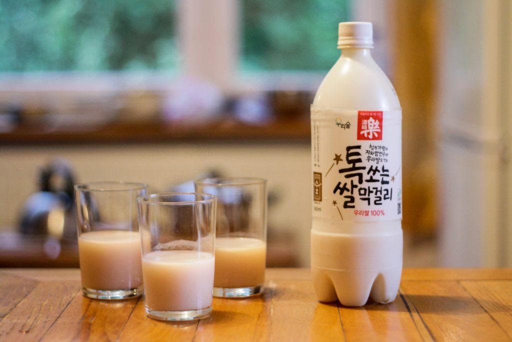 Makgeolli : une autre boissons Coréenne avec le Soju
